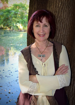 Cheryl Ammeter, author of the Aether's Edge book series
